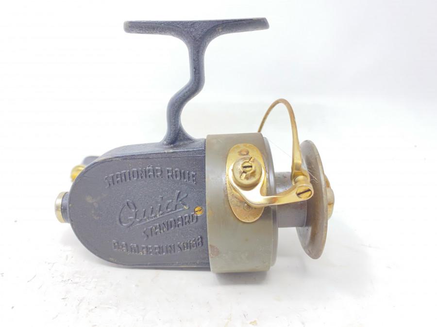 Stationär Rolle Quick Standard, DAM Berlin SW68, No.048731, leichte Gebrauchsspuren