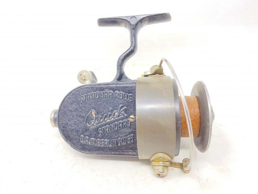 Stationär Rolle Quick Standard, DAM Berlin SW68, No. 049842, leichte Gebrauchsspuren