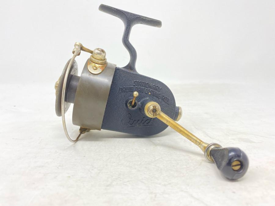 Stationär Rolle Quick-O-Mat, No. 057717, leichte Gebrauchsspuren