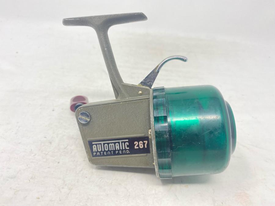 Kapselrolle, DAM Automatic 267, Patent Pend, Made in West Germany, Gebrauchsspuren
