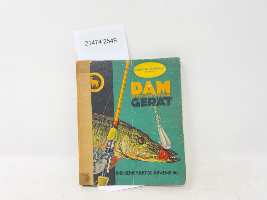 DAM Katalog, DAM Ziegenspeck Gerät