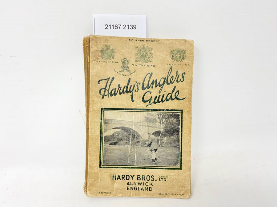 Katalog: Hardy´s Anglers Guide, 53rd Edition, 1931