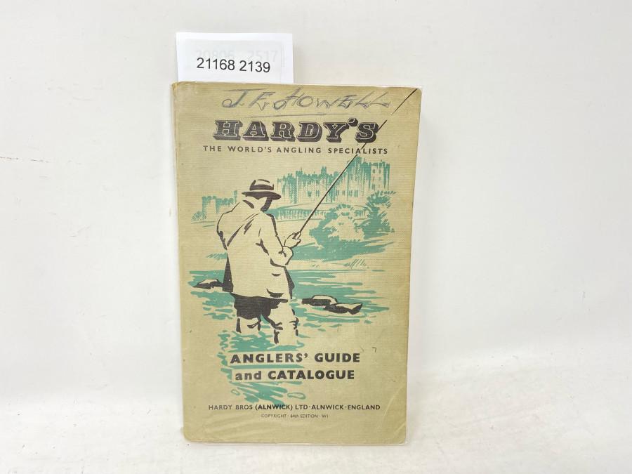 Katalog:  Hardy´Anglers´Guide and Catalog, 64th Edition, 1957
