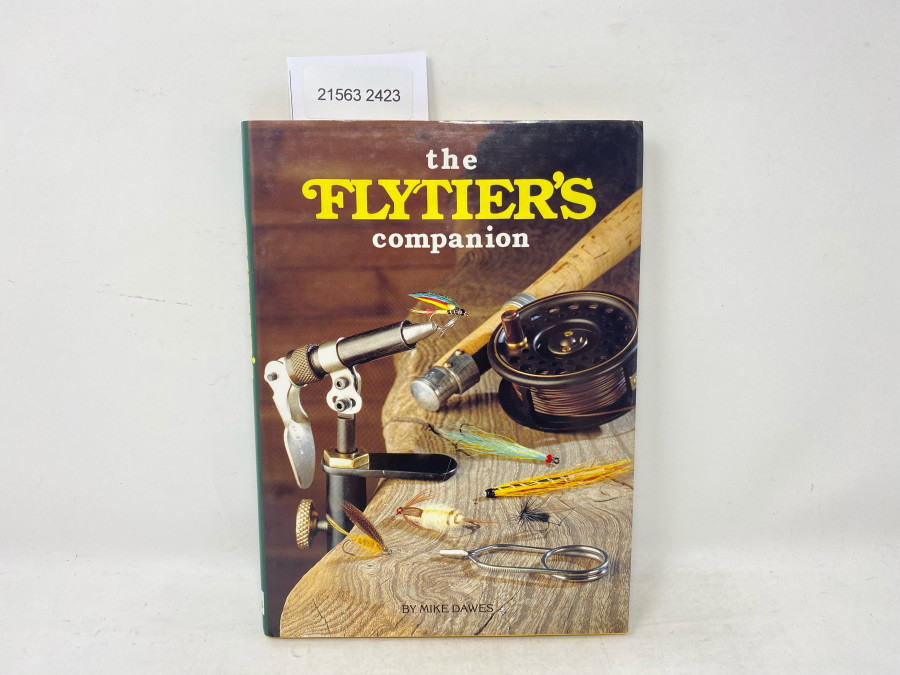 The Flytier´s companion, Mike Dawes Drawingsby Taff Price, 1989