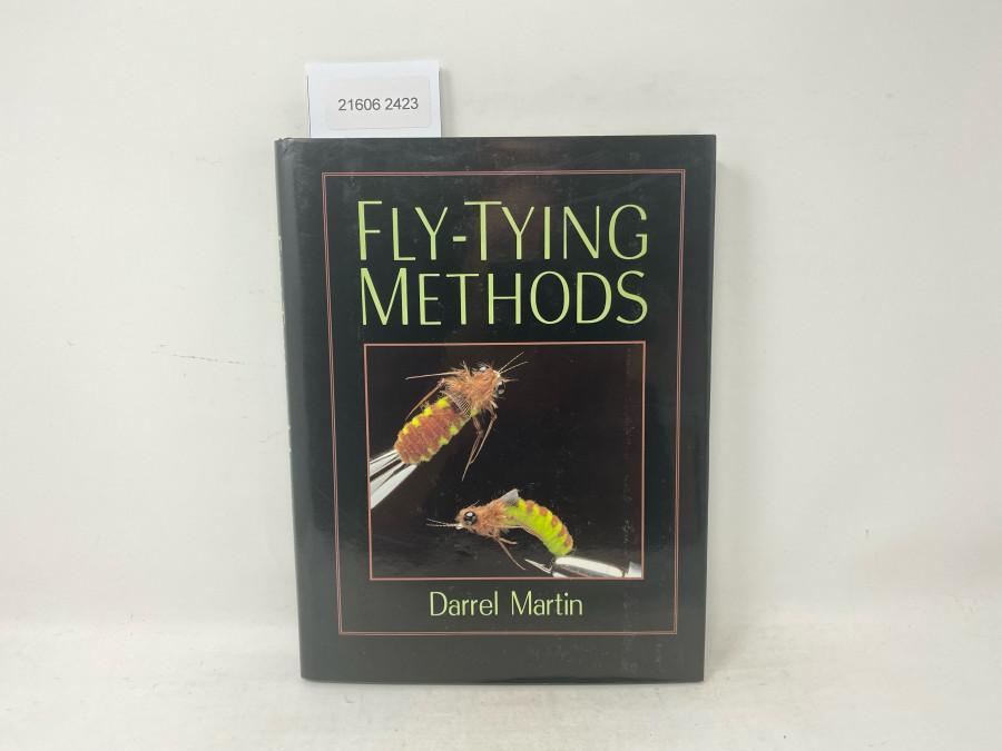 Fly Tying Methods, Darrel Martin, 1987