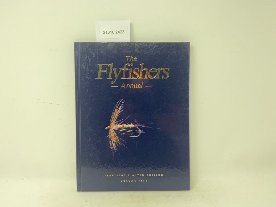 The Flyfishers Annual, Year 2000 Limited Edition Volume Five