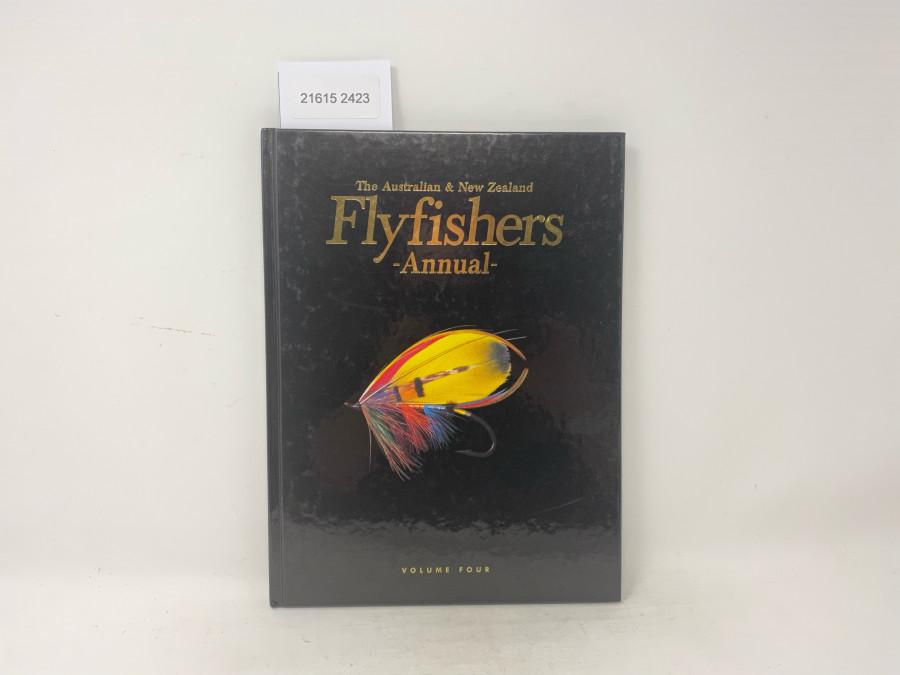 The Australian & New Zealand Flyfishers -Annual-, Volume Four