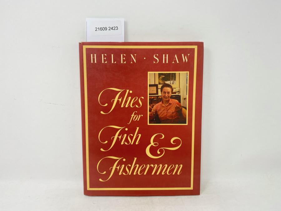Flies for Fish & Fishermen, Helen Shaw, 1989