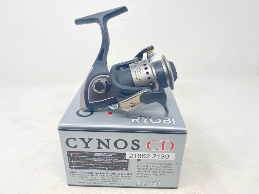 Stationärrolle, Ryobi Cynos SD 1000, neu im Karton