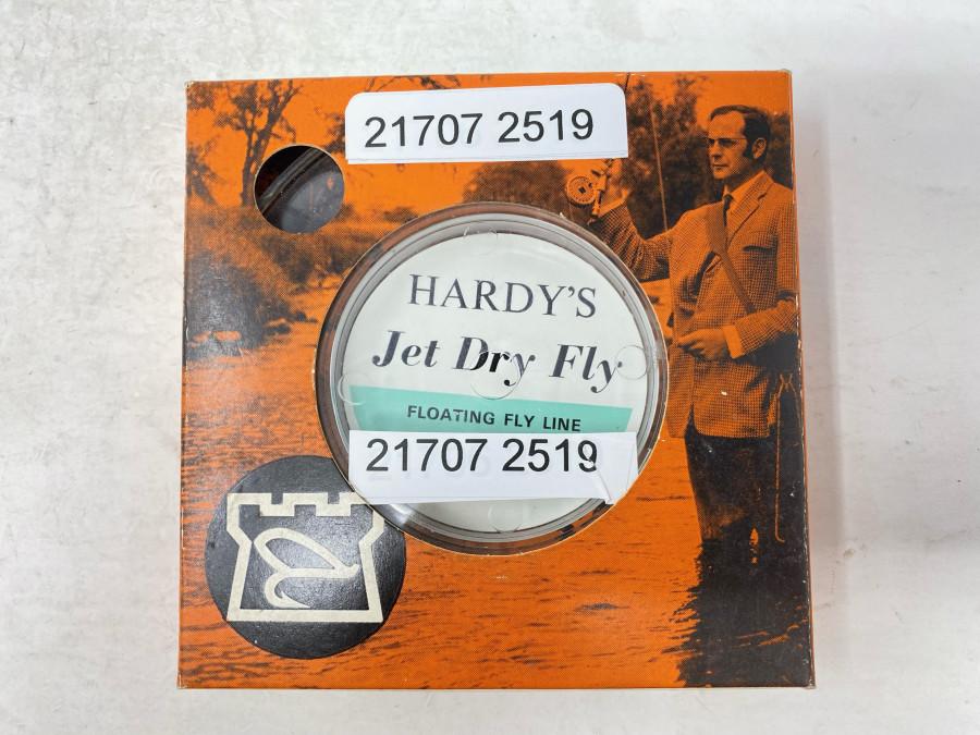 Fliegenschnur: Hardy´s Dry Fly, Floating Fly Line WF 9, ungefischt