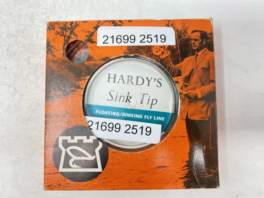 Fliegenschnur DT-9, ungefischt: Hardy`s Sink Tip, Floating/Sinking FlyLine
