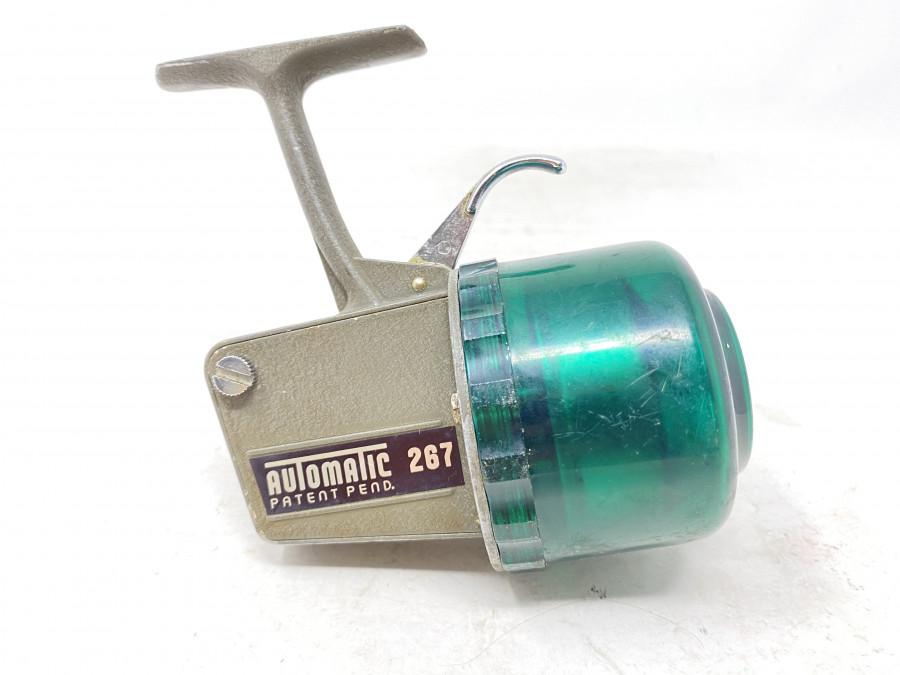 Kapselrolle, DAM Automatic 267, Patent Pend. Gebrauchsspuren