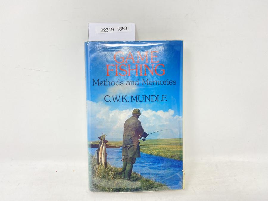 Game Fishing, Methods and Memories, C.W.K. Mundle, 1978