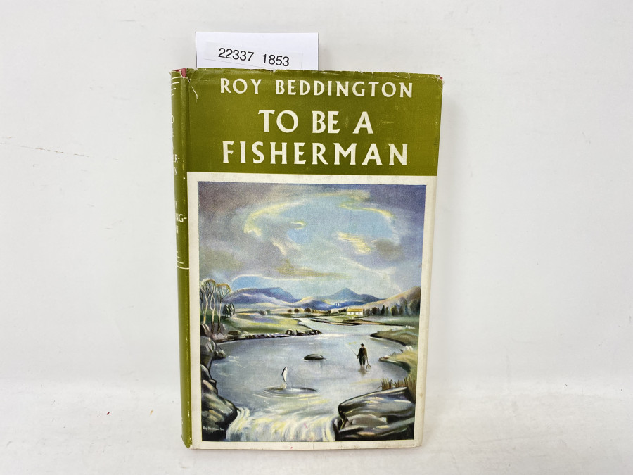 To be a Fisherman, Roy Beddington, 1955