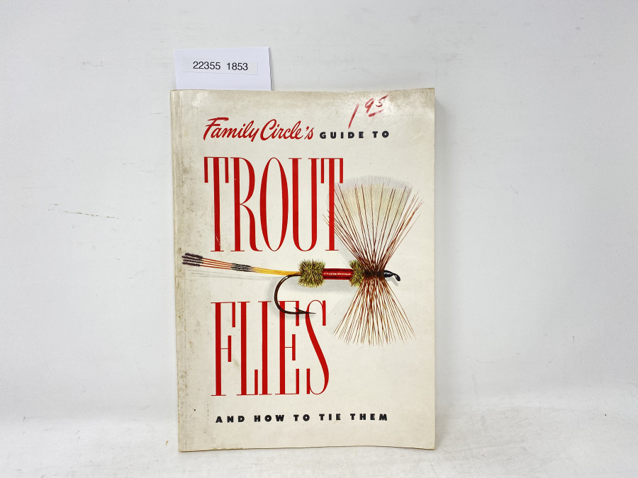 Family Circle's Guide to Trout Flies and how to tie Them, 1954