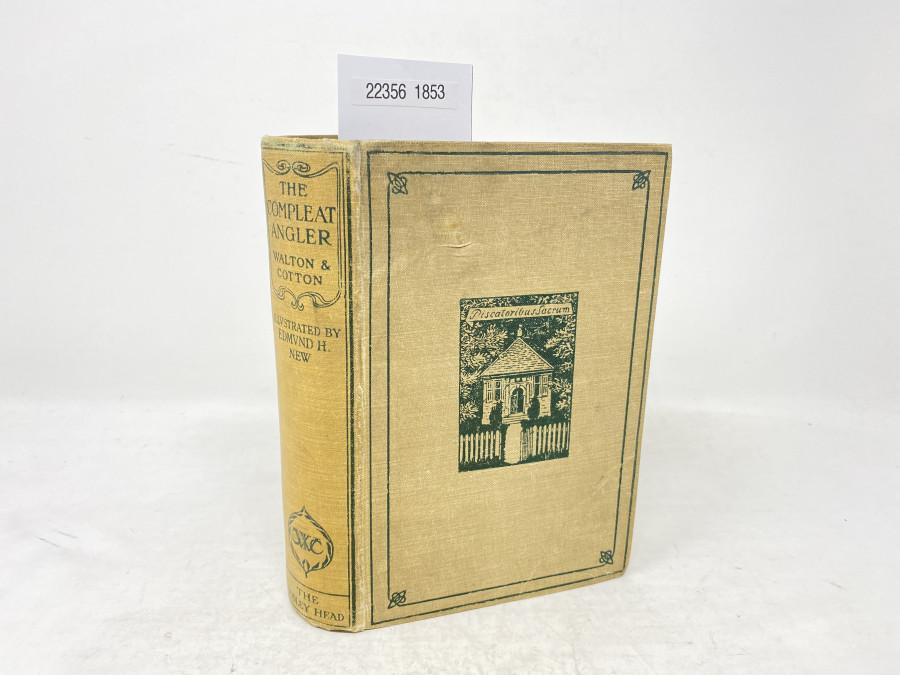 The compleat Angler, Izaak Walton & Charles Cotton, 1930