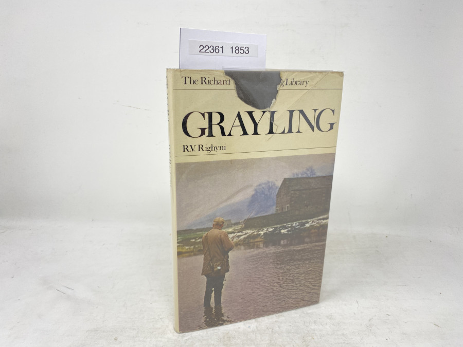 Grayling, R.V. Righyni, The Richard Walker Angling Library, 1968