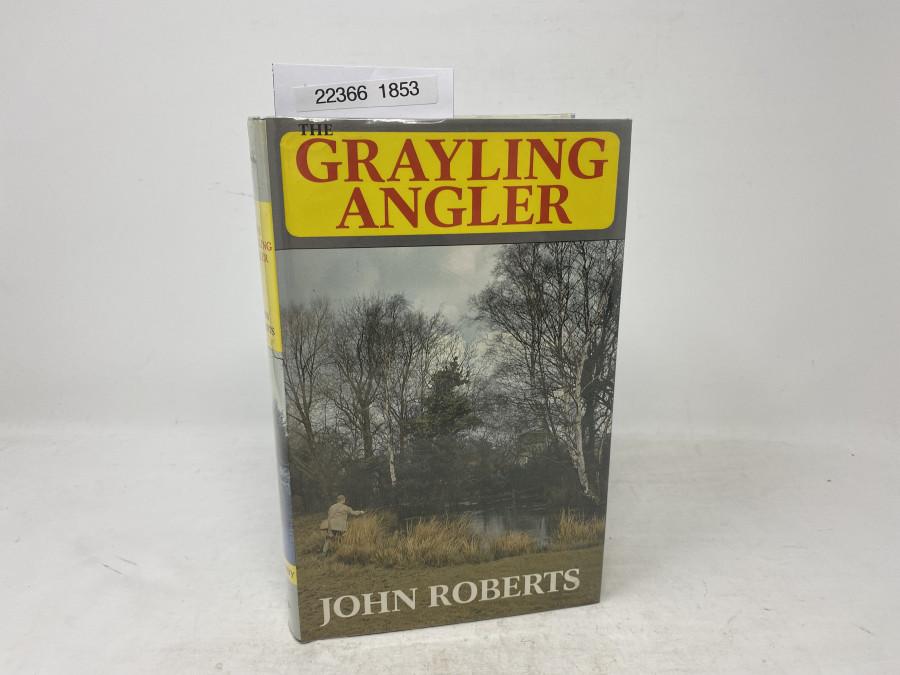 Grayling Angler, John Roberts, 1982