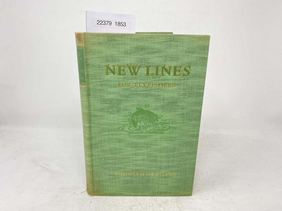 New Lines For Flyfishers, William Bayard Sturgis, 1956