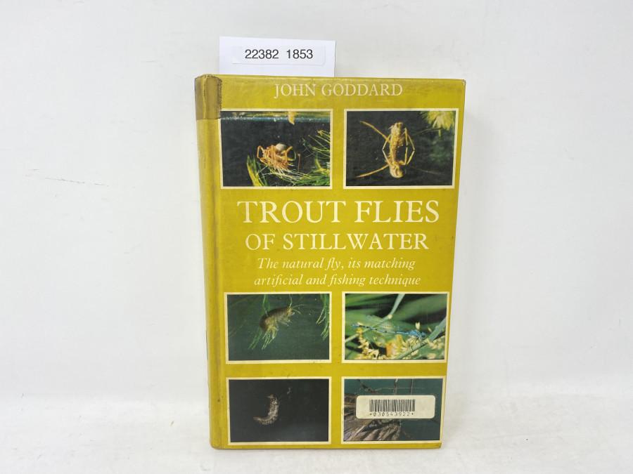Trout Flies of Stillwater, John Goddard, 1977