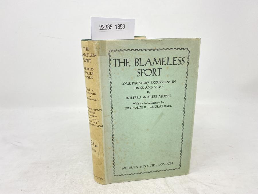 The Blameless Sport, Wilfred Walter Morris, 1929
