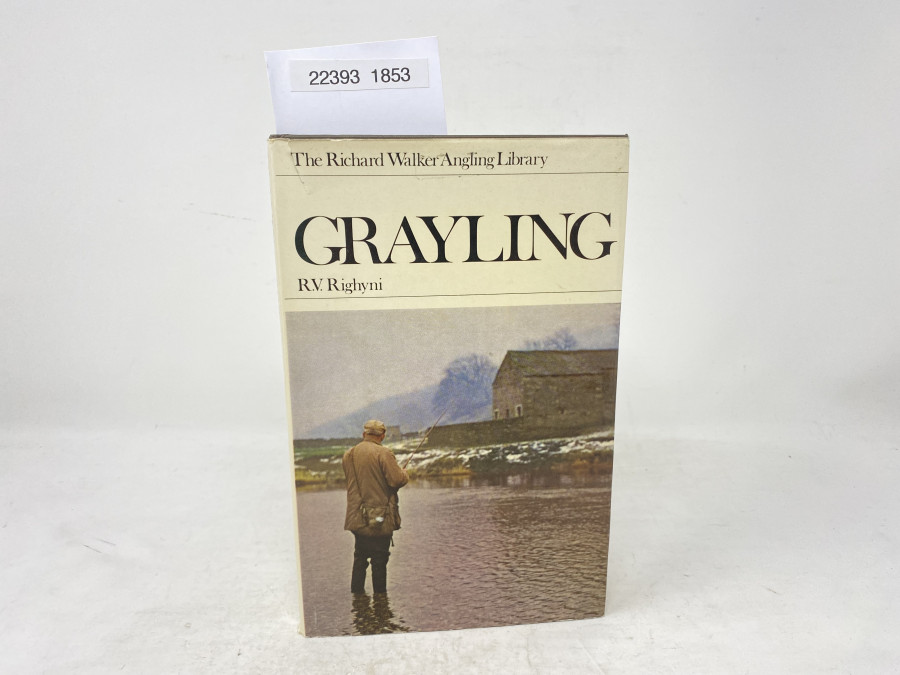Grayling, R.V. Righyni, The Richard Walker Angling Libary, 1968