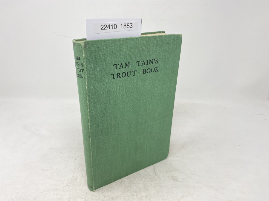 Tam Tain's Trout Book, Illustrated by Raymond Sheppard, 1947