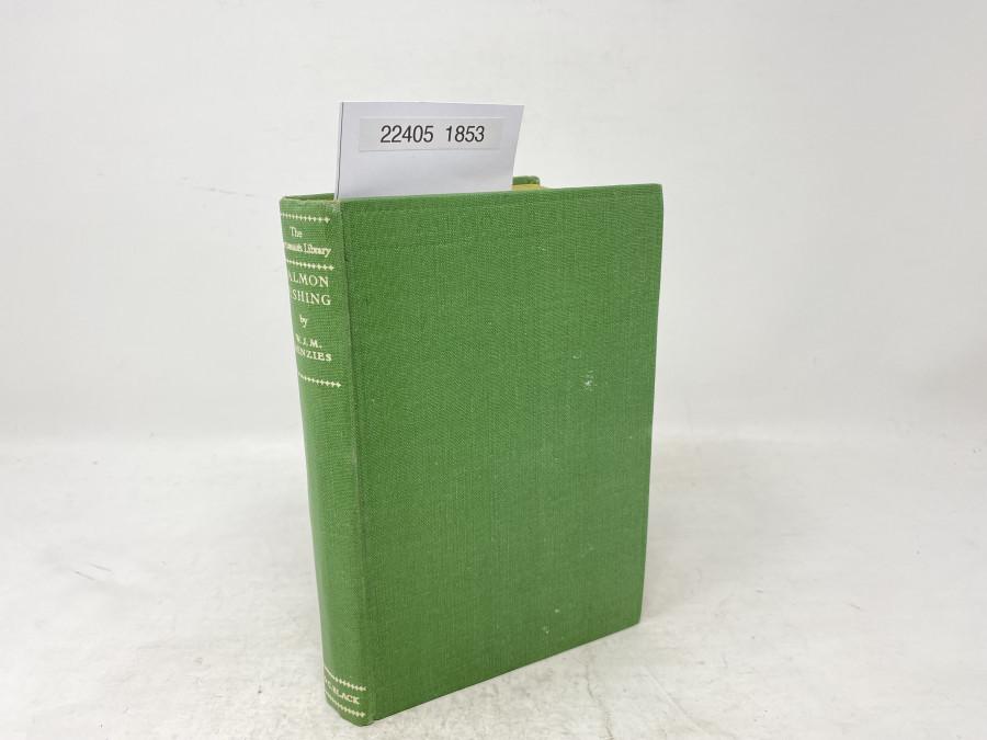 Salmon Fishing, W.J.M. Menzies, 1950