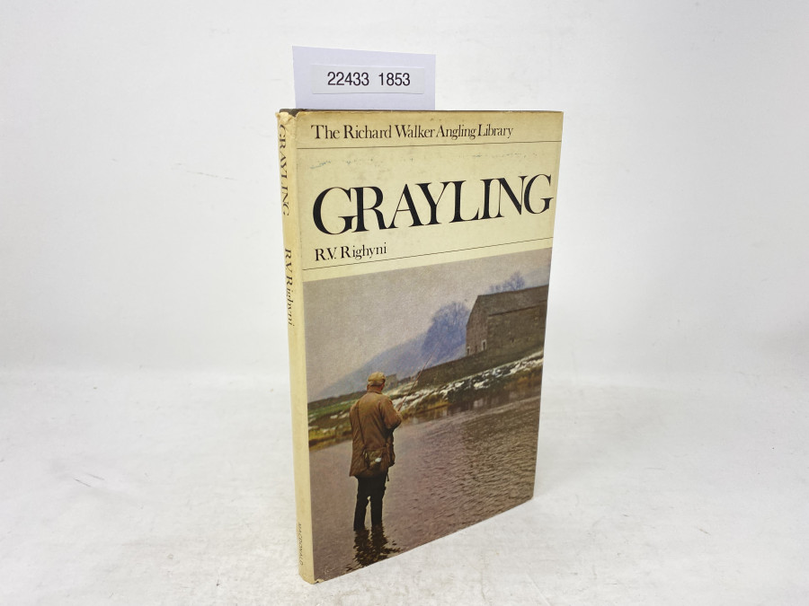 Grayling, R.V. Righyni The Richard Walker Angling Library, 1968