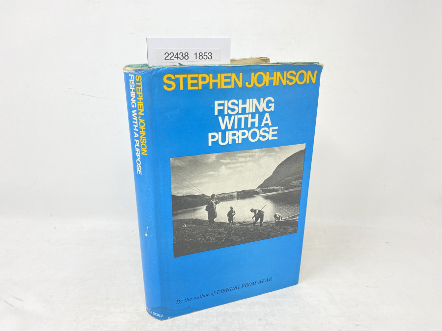 Fishing with a Purpose, Stephan Johnson, 1969