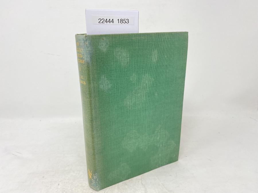 An Angler's Entomology, J.R. Harris, 1952