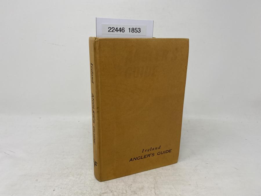 The Angler's Guide to Ireland, Bord Failte Eireann (Irish Tourist Board), 1957