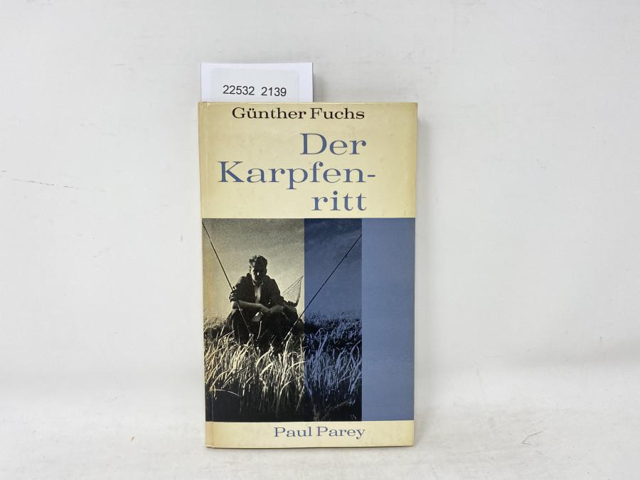 Der Karpfenritt, Günther Fuchs, 1982