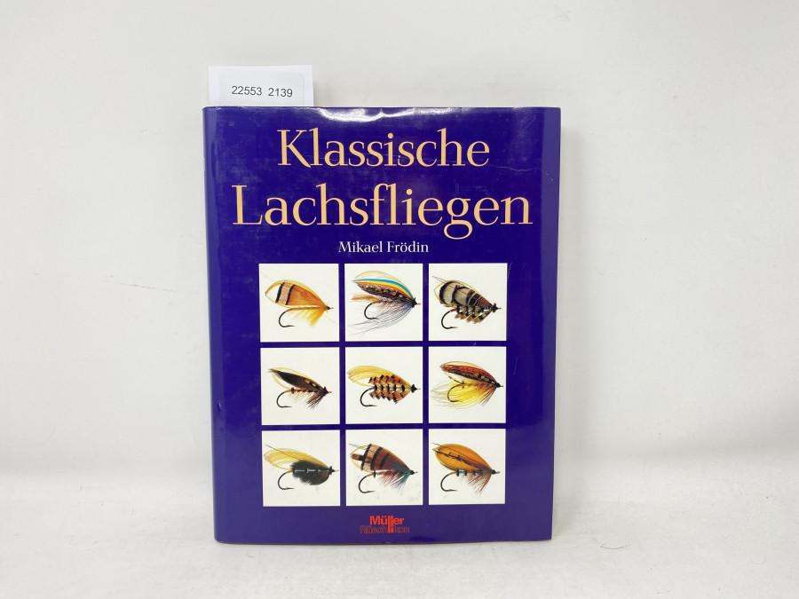 Klassische Lachsfliegen, Mikael Frödin, 1990