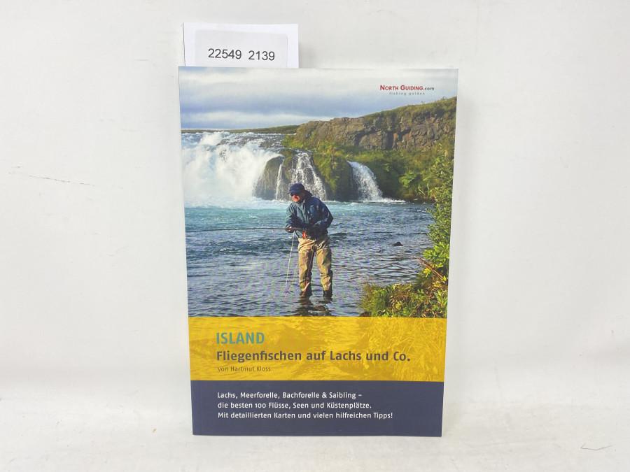 Island Fliegenfischen auf Lachs und Co, Hartmut Kloss, 2011