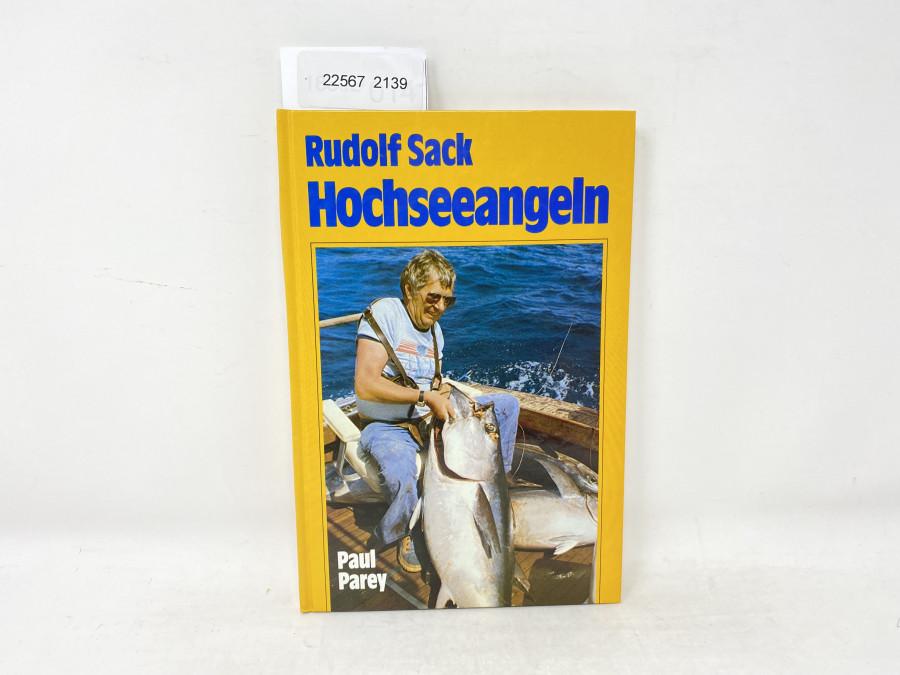 Hochseeangeln, Rudolf Sack, 1981
