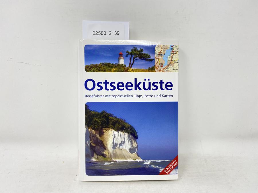 Ostseeküste Reiseführer mit topaktuellen Tipps, Fotos und Karten, Katrin Tams