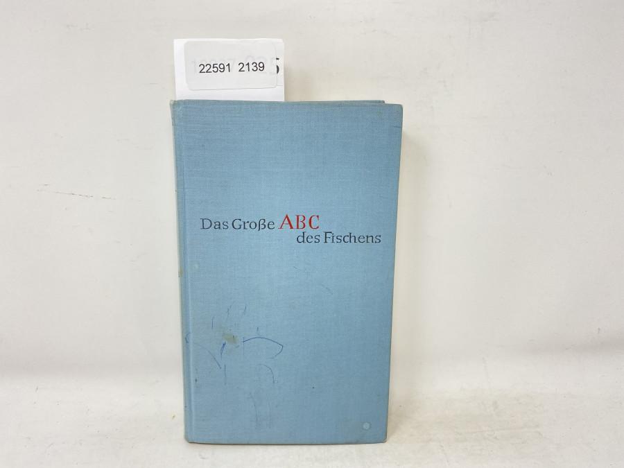 Das Große ABC des Fischens, Colin Willock, 1964