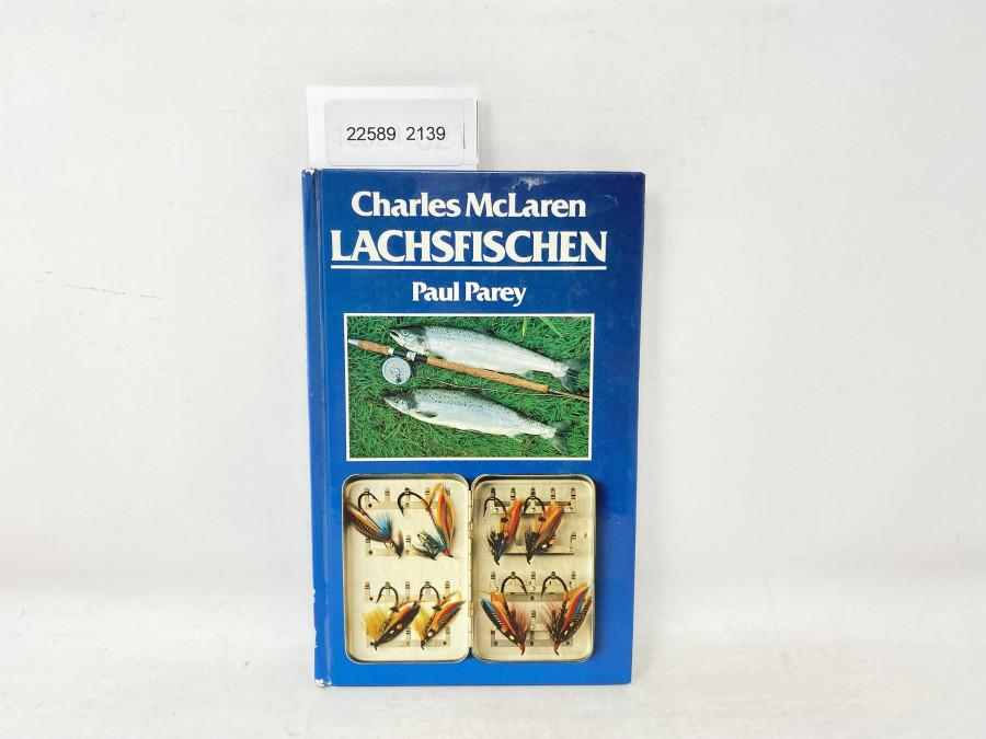 Lachsfischen,  Charles McLaren, 1981
