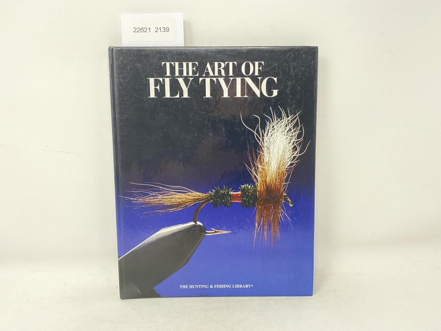The Art of Fly Tying, John Van Vliet
