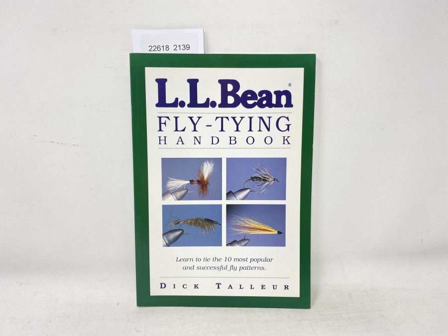 L.L. Bean Fly Tying Handbook, Dick Talleur, 1998