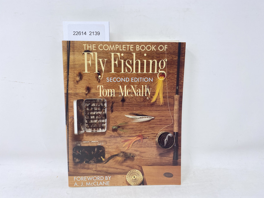 The Complete Book of Fly Fishing, Tom McNally, Second Edition, 1993