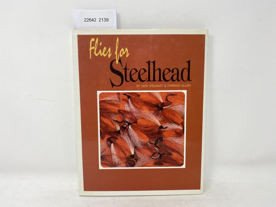 Flies for Steelhead, Dick Stewart & Farrow Allen, 1992