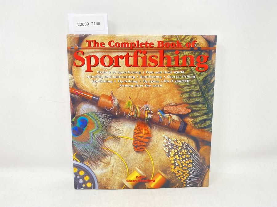 The Complete Book of Sportfishing, Göran Cederberg, 1988