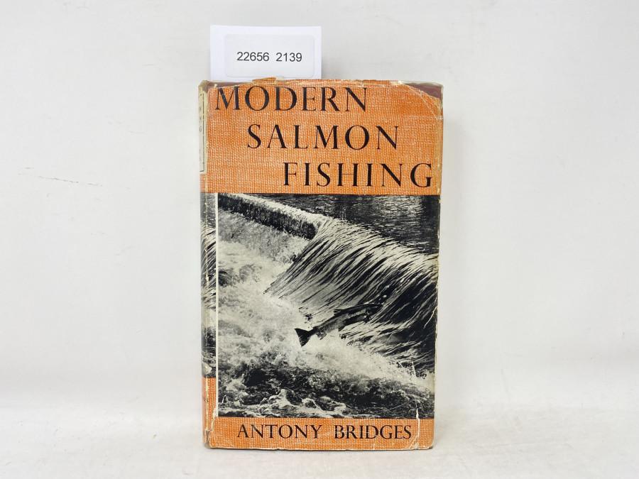 Modern Salmon Fishing, Antony Bridges, 1947