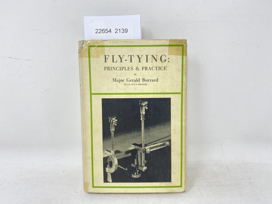Fly Tying: Principles & Practice, Major Gerald Burrard, 1940