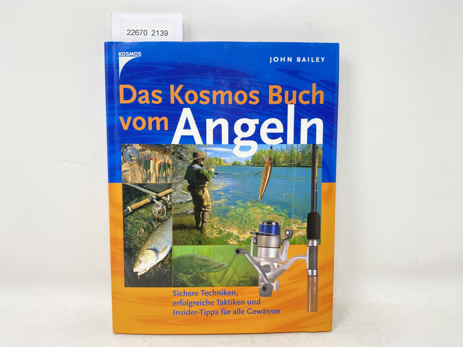 Das Kosmos Buch vom Angeln, John Bailey, 2001