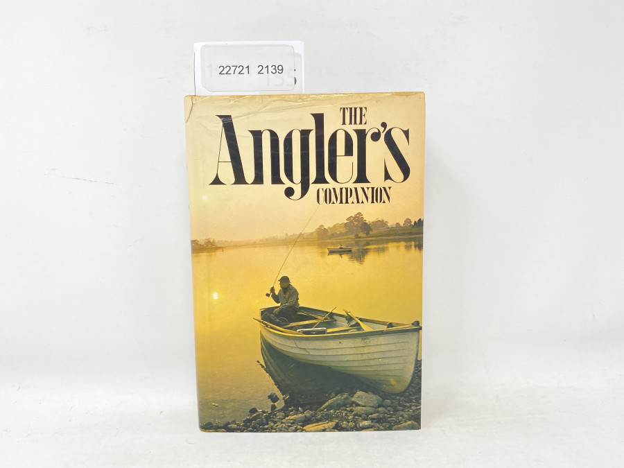 The Angler´s Companion The Lore of Fishing, Brian Murphy, 1978