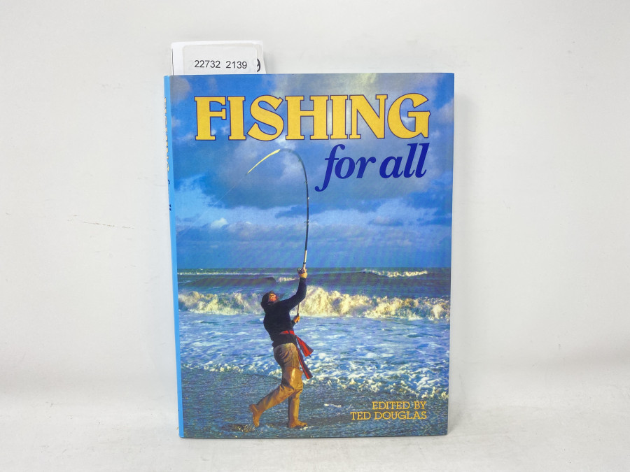 Fishing for all, Ted Douglas, 1983
