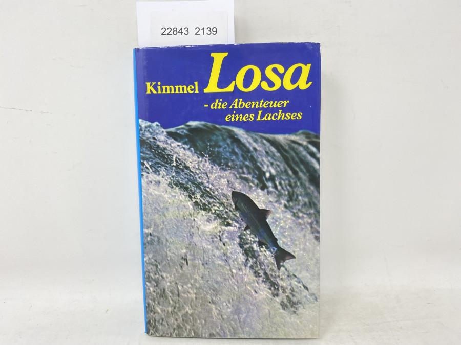 Kimmel Losa - die Abenteuer eines Lachses, 1973